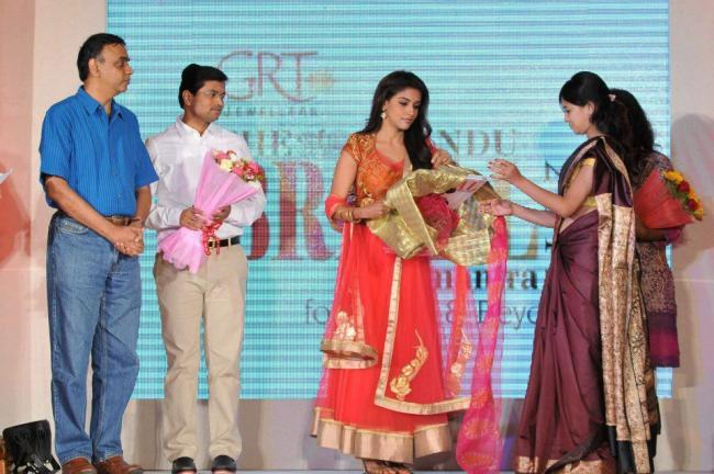 Asin at Bridal Mantra Magazine Launch Event