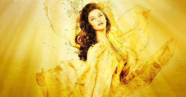 Golden Girl Aishwarya
