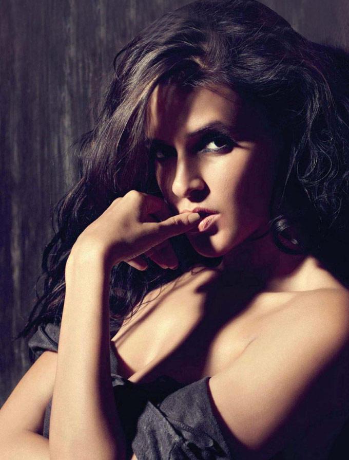 Neha Dhupia Spicy Look Photo Shoot