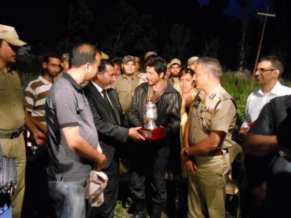 Shahrukh Khan On The Location Of Yash Chopra Untitled Film