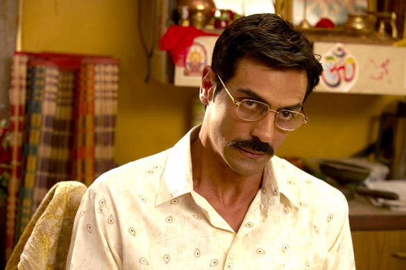 Arjun Rampal Cute Look In Ajab Gazabb Love Movie