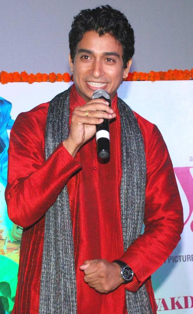 Celebs At First Look Launch Of New Movie Aiyyaa