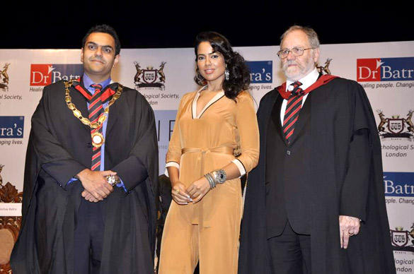 Sameera Reddy At Dr. Batra's Book Launch On Hair Care