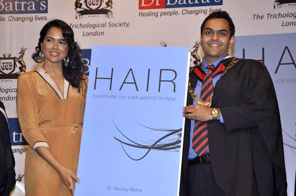 Sameera Reddy Launches Dr. Batra's Book On Hair Care