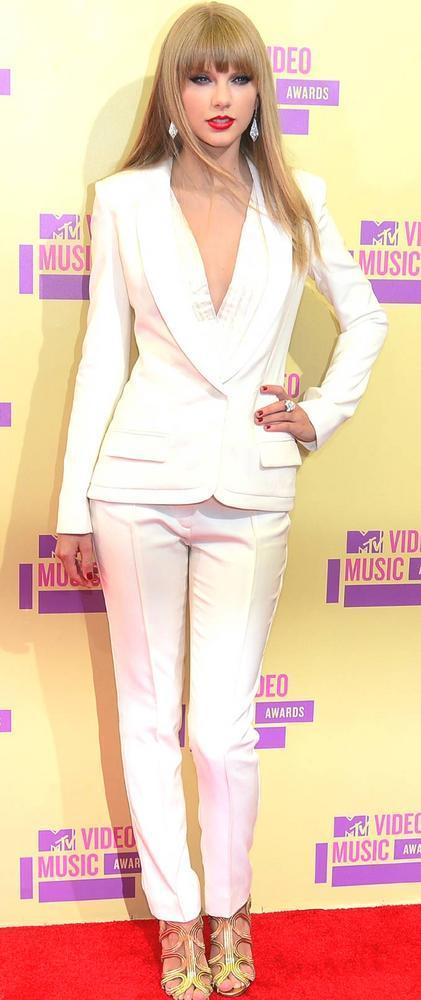 Taylor Swift at Mtv Video Awards 2012