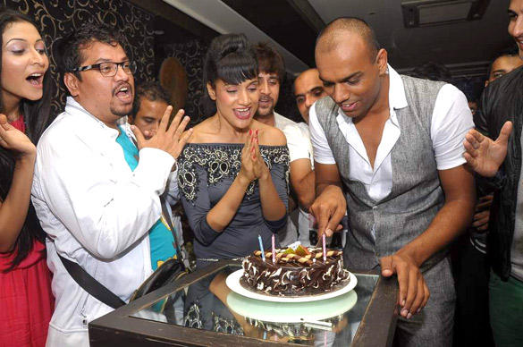 Maushmi Badra Celebrates Birthday With Her Friends