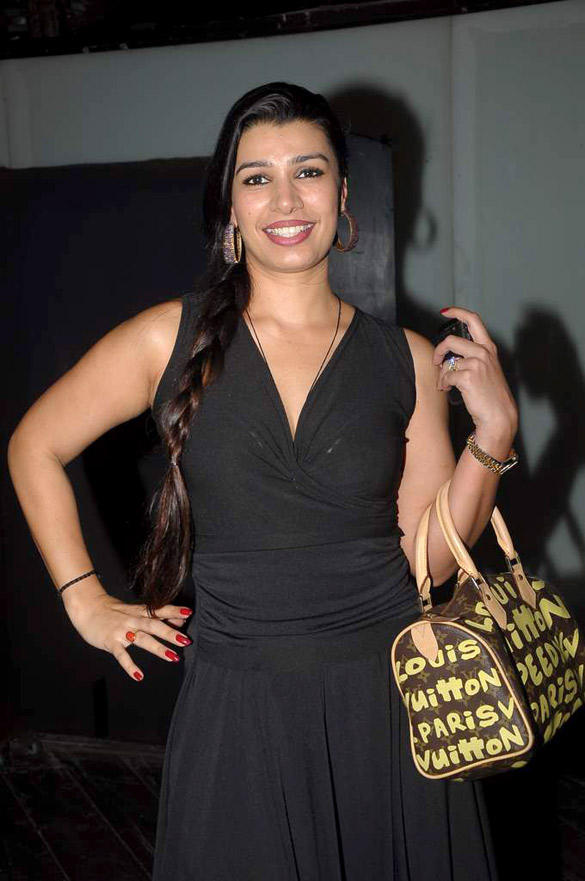 Mink Brar Spotted at Hot Model Maushmi Badra's Birthday Bash