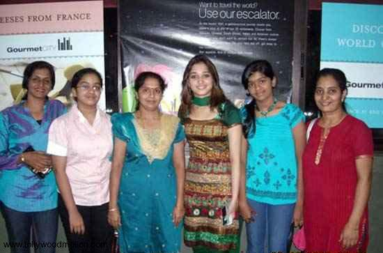 A Special Treat For Tamanna's Family and Friends