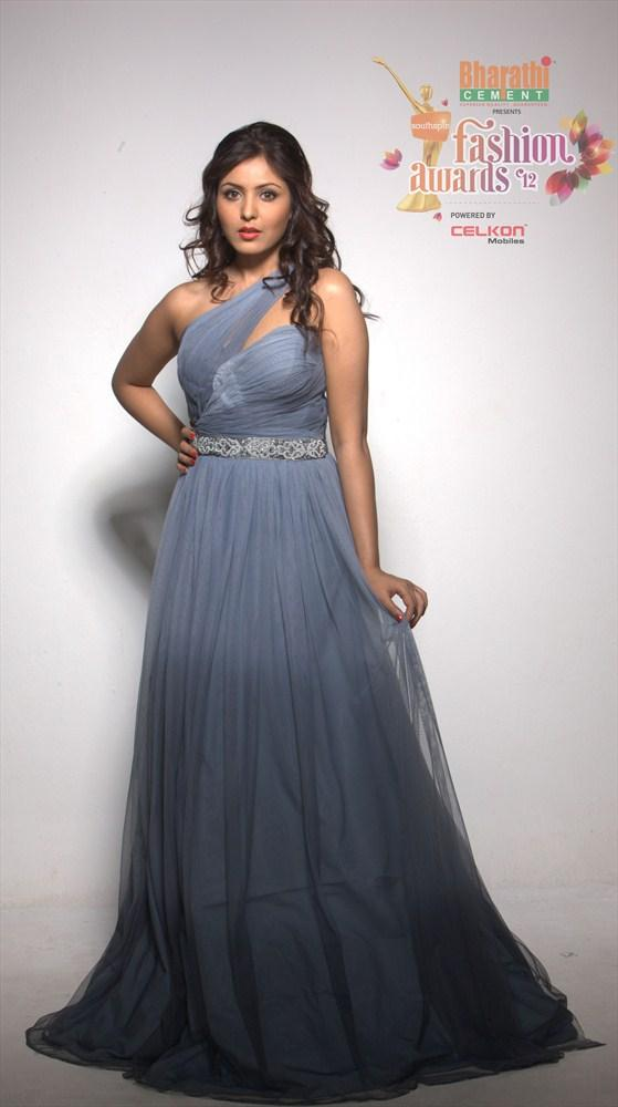 Madhu Shalini Shoot For Southspin Fashion Awards 2012 Calendar