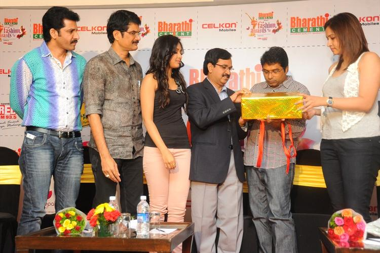South Spin Awards 2012 Press Meet Pic