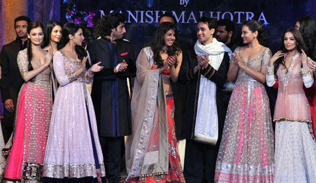 Bollywood Celebrities at Mijwan Hot Fashion Show