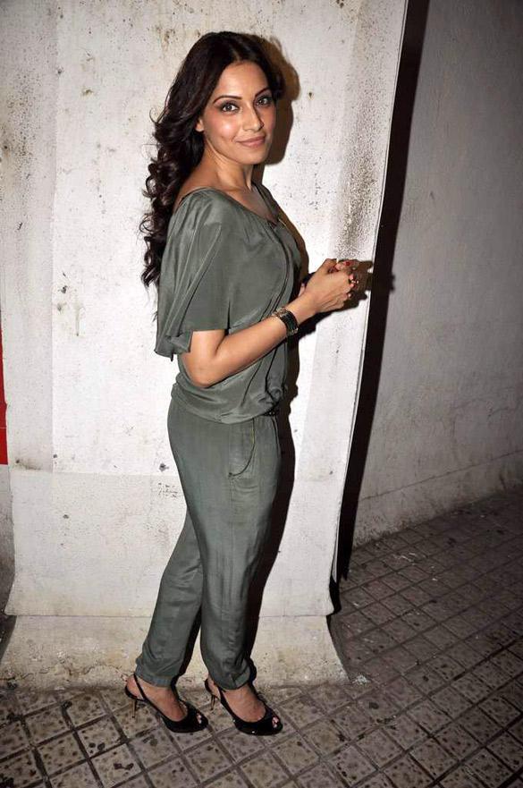 Bipasha Basu at The Screening Of Raaz 3