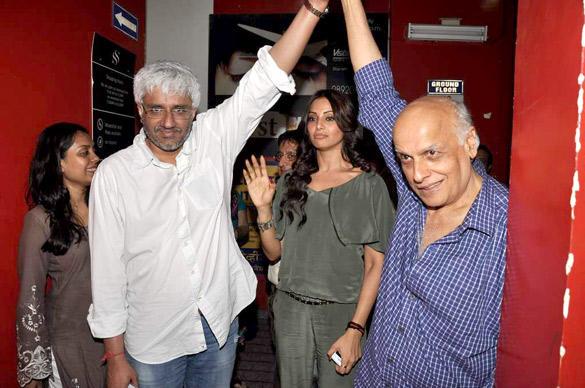 Cast During Special Screening Of Raaz 3 In Mumbai