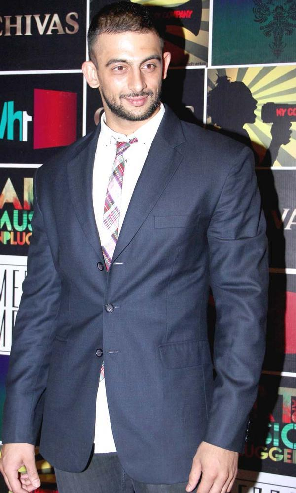 Arunoday Singh During Chivas Art And Music Unplugged Event