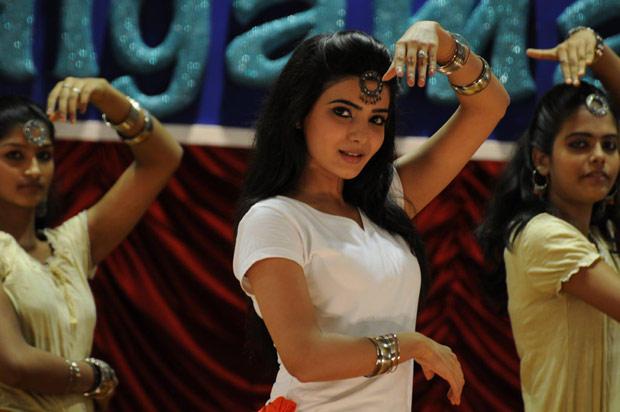 Samantha in Yeto Vellipoindi Manasu Tamil Movie