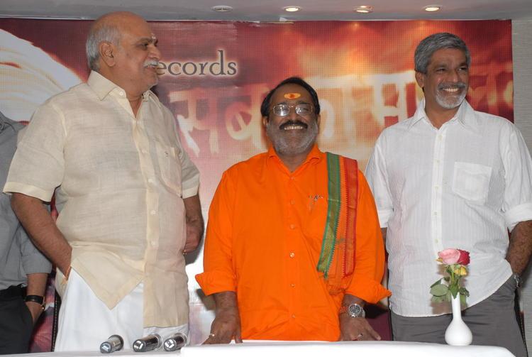 K.Raghavendra Rao at Shirdi Sai Movie Press Meet
