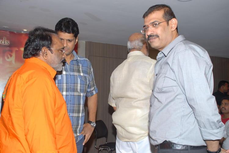Mahesh Reddy at Shirdi Sai Movie Press Meet