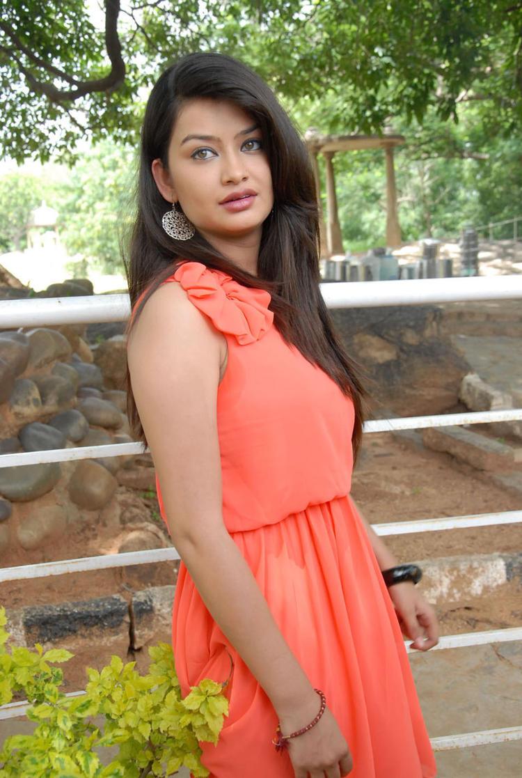Chandini at Devadas Style Marchadu Launch