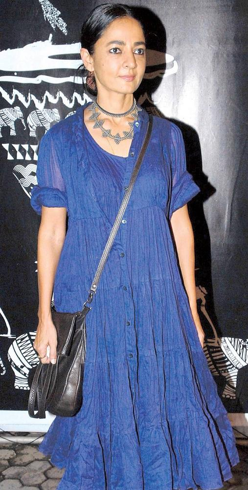 Sabina Chopra Spotted At A Music Event