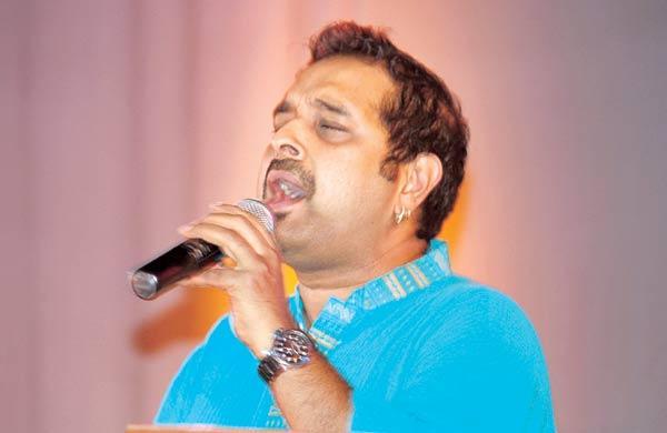 Shankar Mahadevan Singing In Praise of Lord Ganesha
