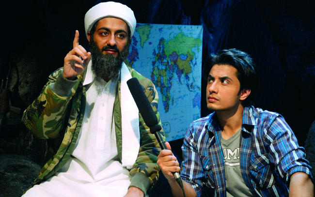 Ali Zafar as a Journalist In Tere Bin Laden Movie