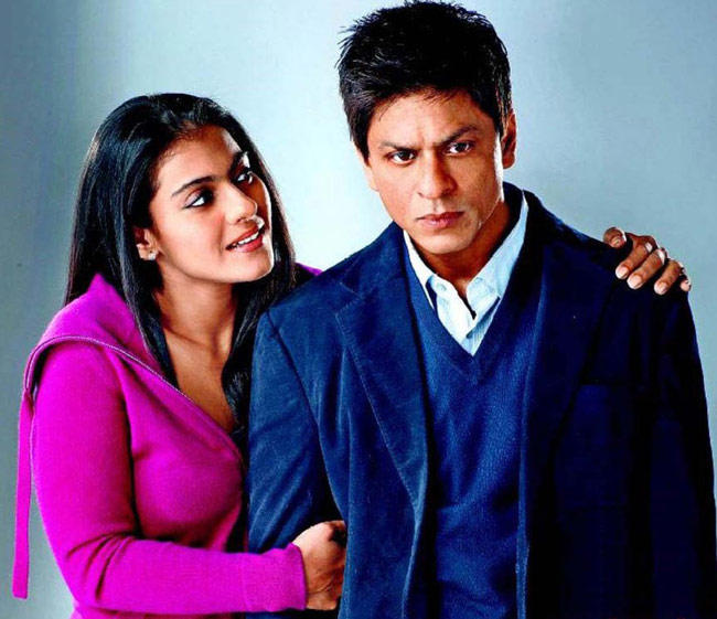 Kajol and Shahrukh In My Name Is Khan