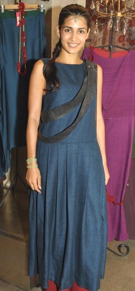 Tara D'Souza at Payal Khandwala's Collection Launch in Good Earth