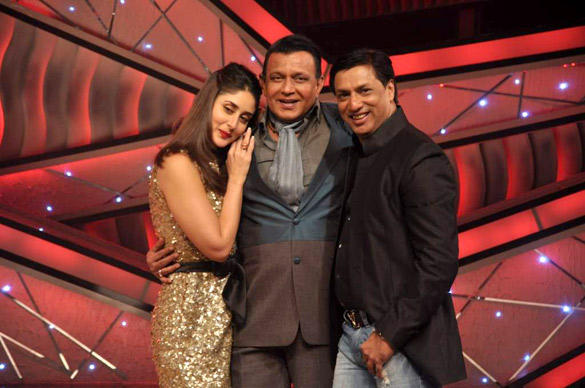 Kareena and Madhur Promote Heroine at DID Dance Ke Superkids