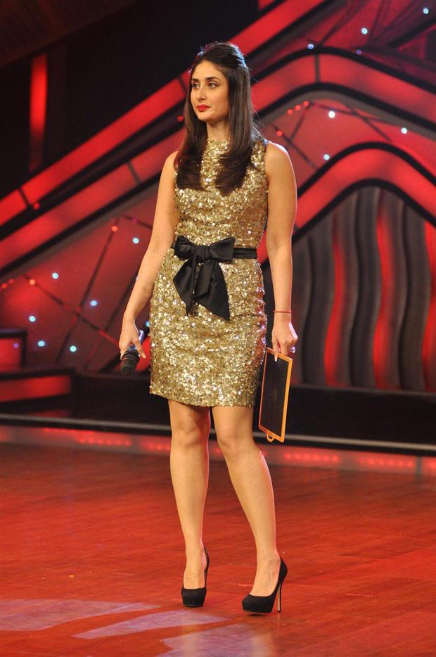 Kareena Promoting Heroine at DID Dance Ke Superkids Reality Show