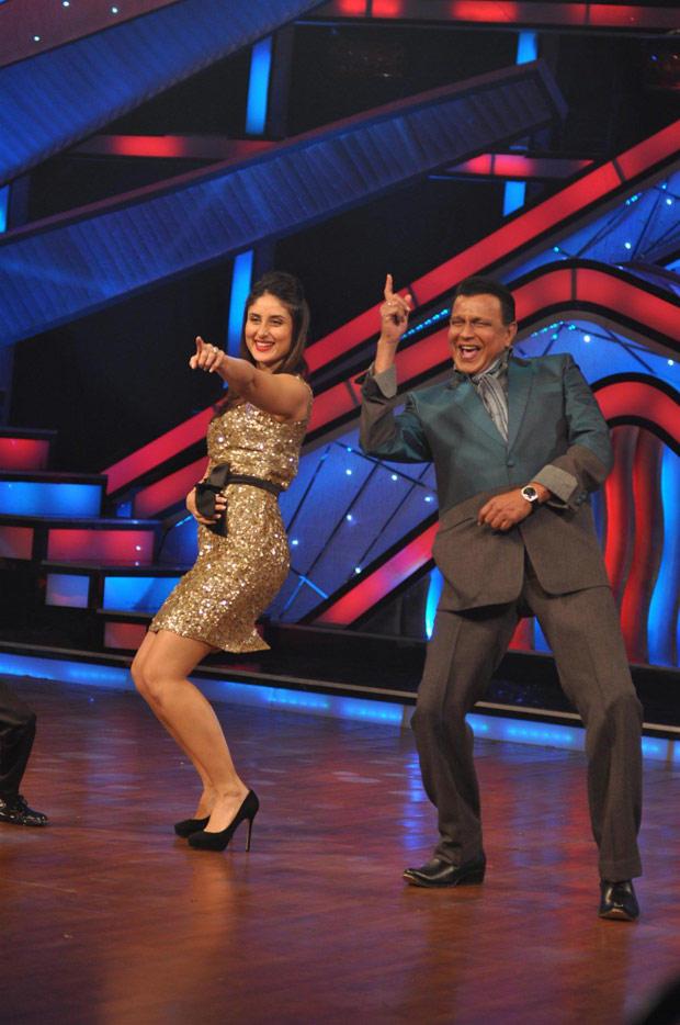 Kareena Sizzling Performance With Mithun at DID Dance Ke Superkids