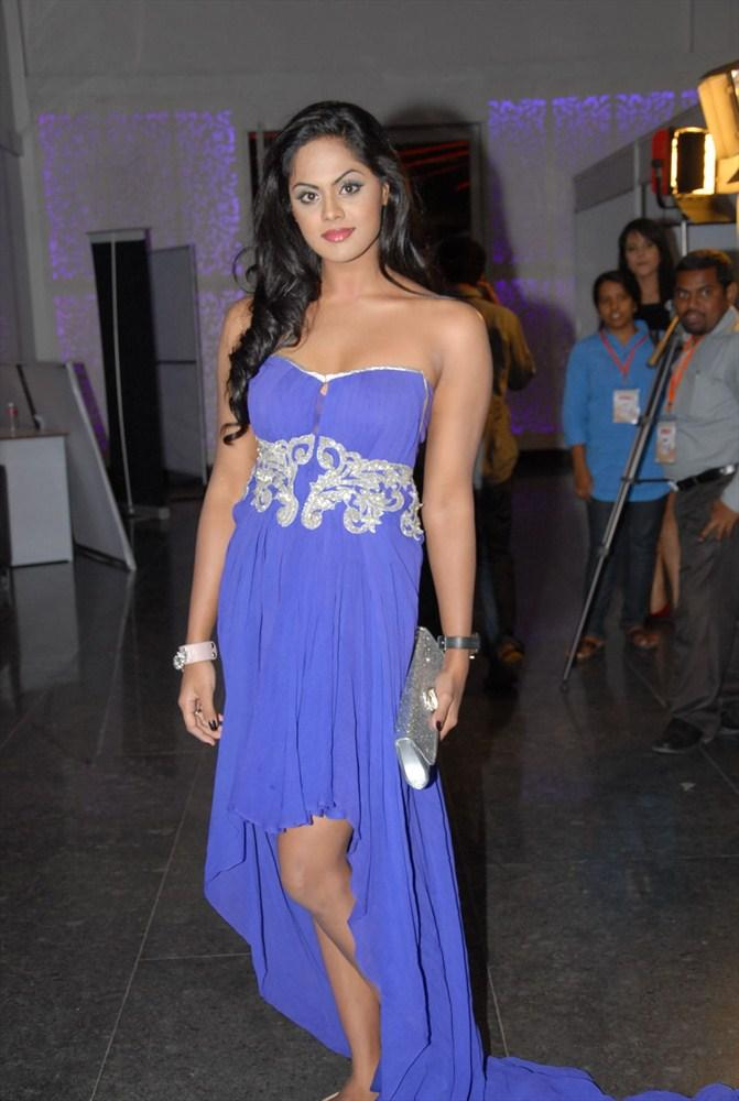 Karthika Nair Spotted at South Spin Fashion Awards 2012