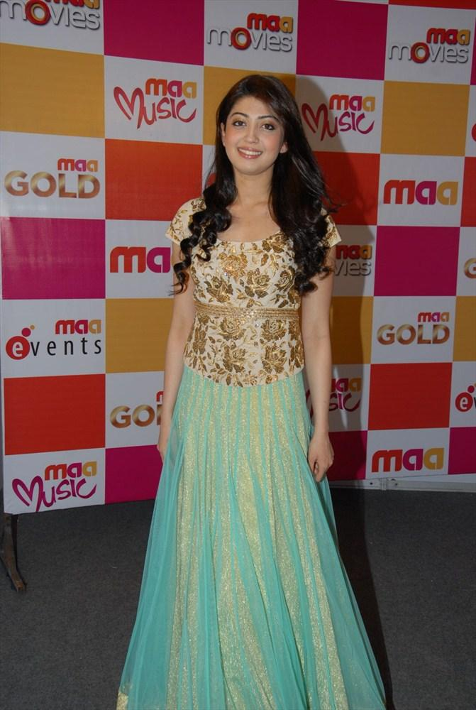 Pranitha in South Spin Fashion Awards 2012
