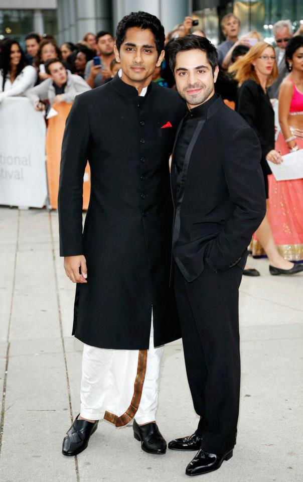Siddharth Latest Still at Toronto International Film Festival