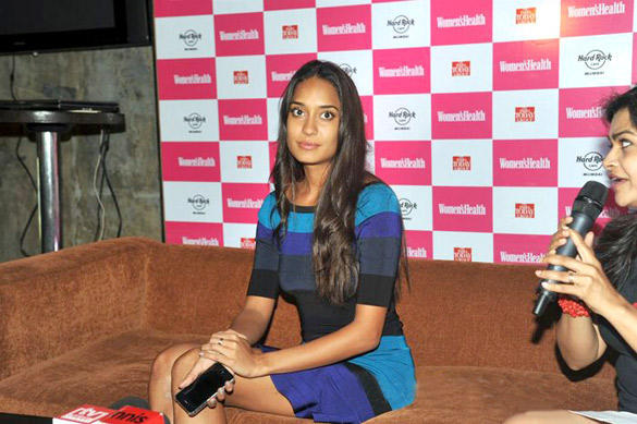 Lisa Haydon Unveil The Women's Health Magazine's Latest Issue
