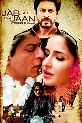Jab Tak Hai Jaan New Movie Exclusive Wallpaper