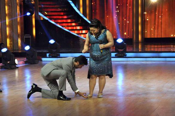Bharti and Ranbir Fun Still On Jhalak Dikhhla Jaa Stage
