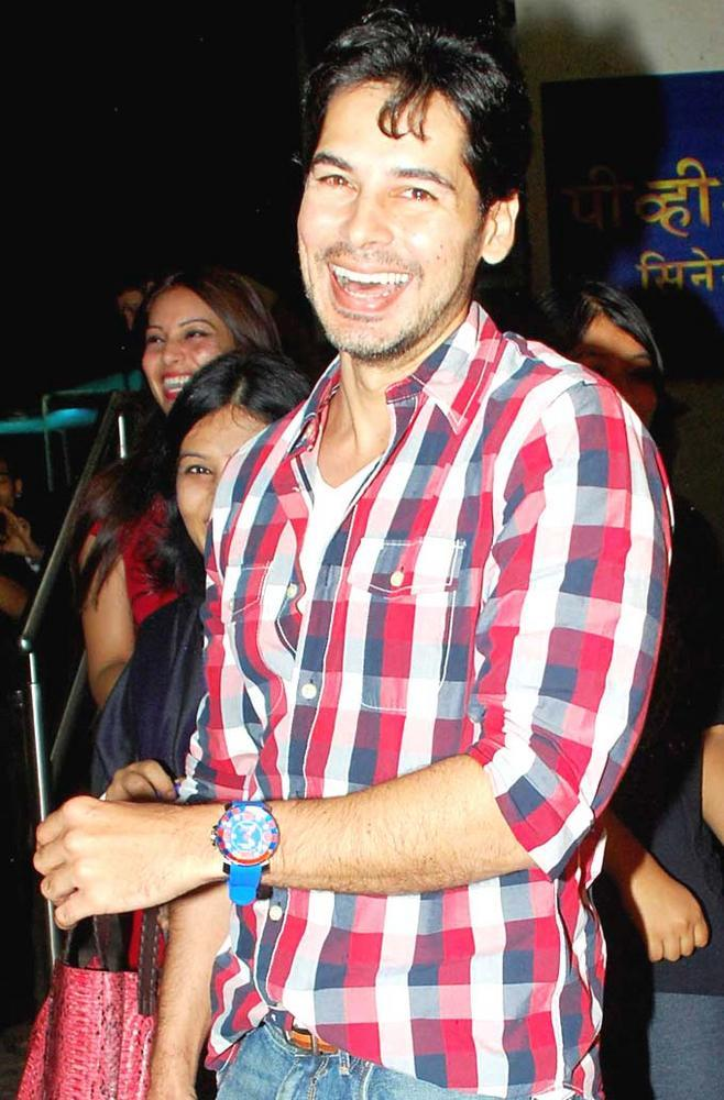 Dino Morea Spotted at The Screening Of Raaz 3