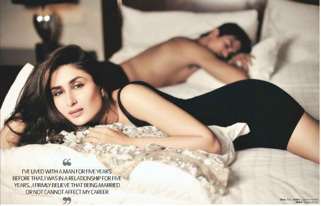 Kareena Kapoor Filmfare Magazine September 2012