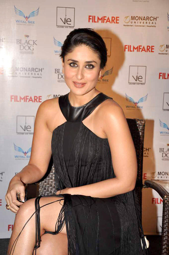 Gorgeous Kareena at Filmfare September Issue Launch Event