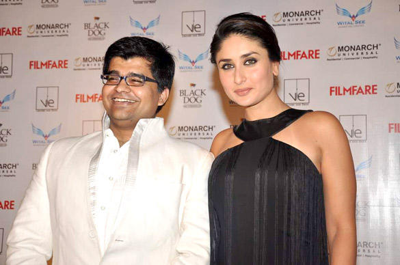 Kareena Kapoor at Filmfare September Issue Launch Event