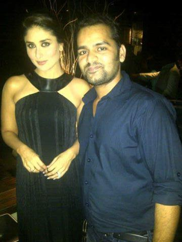 Kareena Kapoor Spotted at The Launch Of Filmfare Magazine September 2012