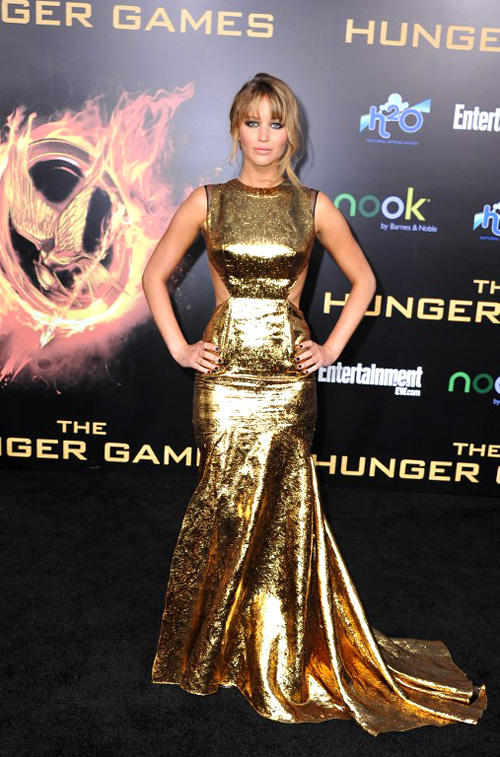 Best Rising Star Jennifer Lawrence Amazing Pic