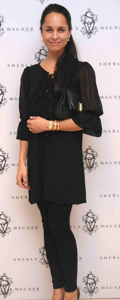 Celeb During The Launch of Sherle Wagner Store