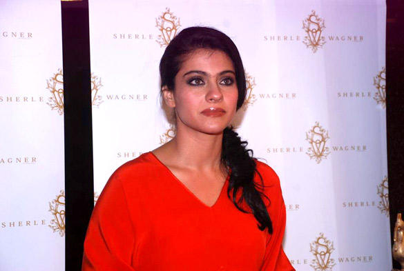 Gorgeous Kajol Devgan Attends The Sherle Wagner Store Launch Event