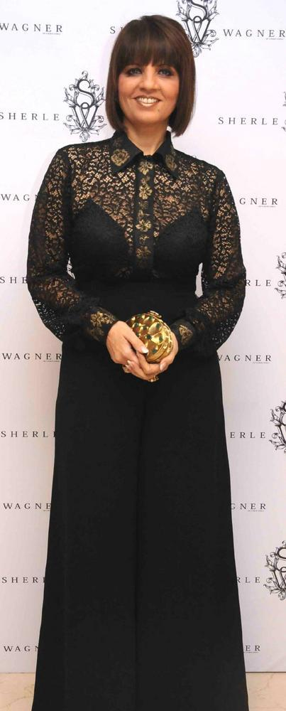 Neeta Lulla Latest Still During Sherle Wagner Store Launch Event