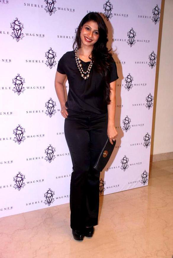 Tanisha Mukherjee at Sherle Wagner Store Launch Event