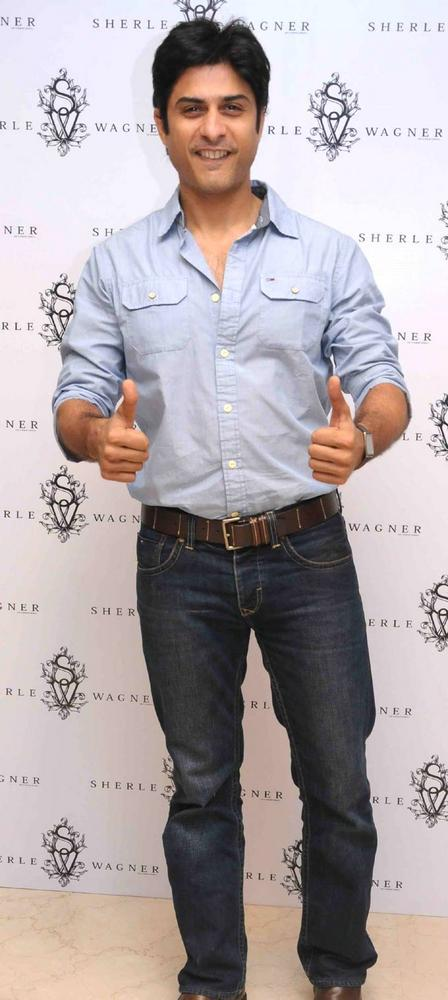Vikas Bhalla During The Launch of Sherle Wagner Store