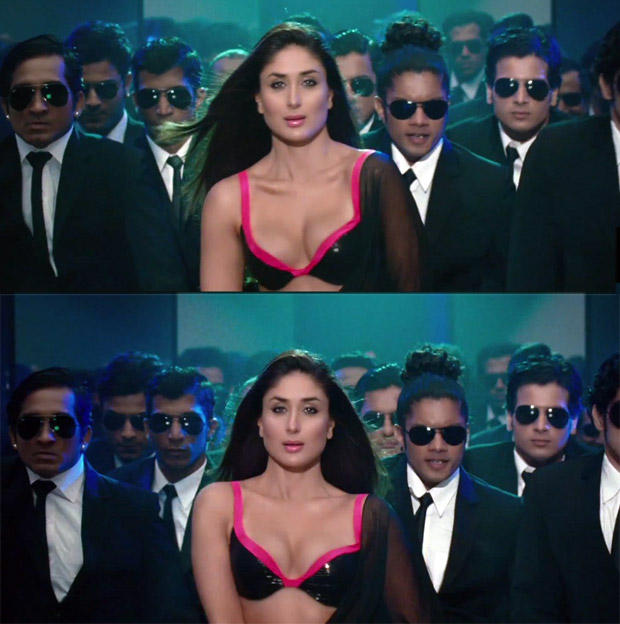 Kareena Kapoor in Main Heroine Hoon Song Spicy Still