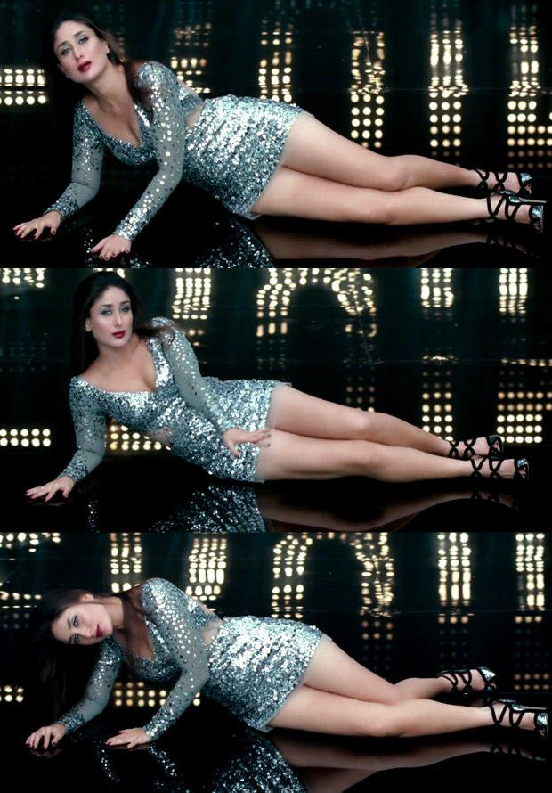 Kareena Kapoor Spicy Hot Stills In Main Heroine Hoon Song