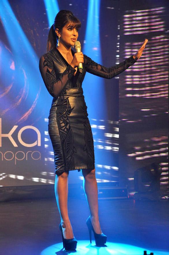 Priyanka Chopra Launching Her Debut Music Album In My City